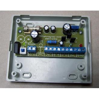 Síkmágnes vezérlő elektronika