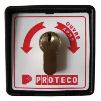 PROTECO Kulcsos kapcsoló
